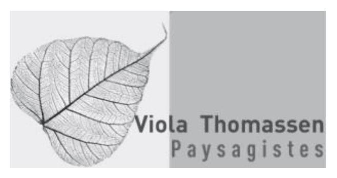 Logo Viola Thomassen Paysagistes